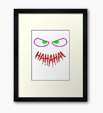 Gotham Maniax Swag Framed Print