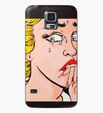 love is a battlefield  Case/Skin for Samsung Galaxy