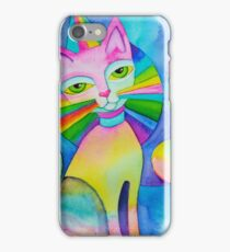 Rainbow Pussies iPhone Case/Skin