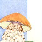 Mushroom by Mariana Musa