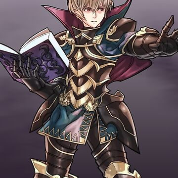Dark Mage Leo by TomsTops