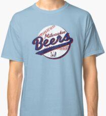 Milwaukee Beers Classic T-Shirt
