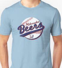 Milwaukee Beers Unisex T-Shirt