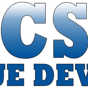 Central Connecticut State University Blue Devils, CCSU by AnnabelsBelongs