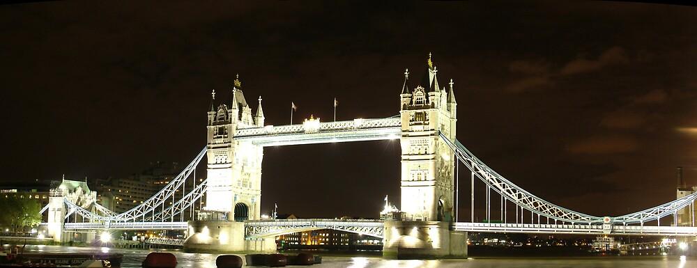 Tower Bridge by Samuel Holt