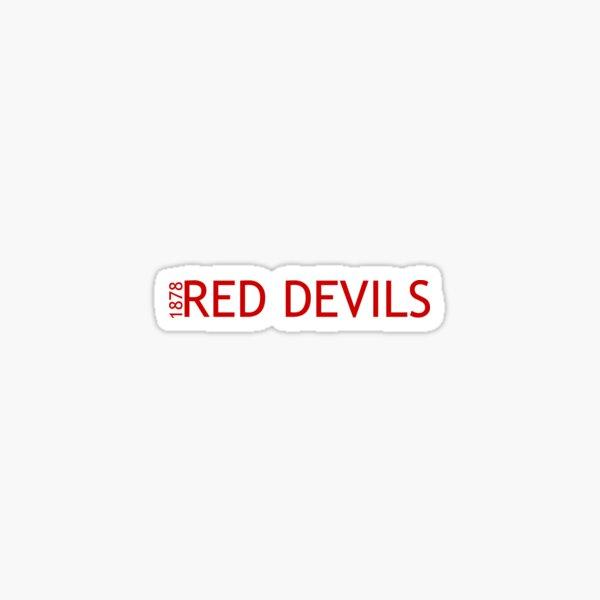 Red Devils - Manchester United Sticker