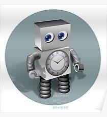 Clockrobot Poster
