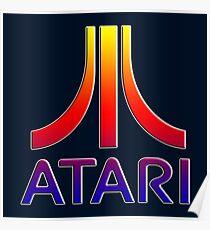 Atari Logo Poster