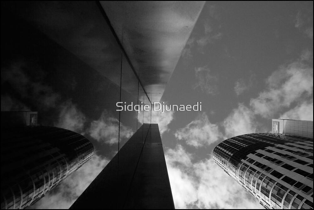 Sky City by Sidqie Djunaedi