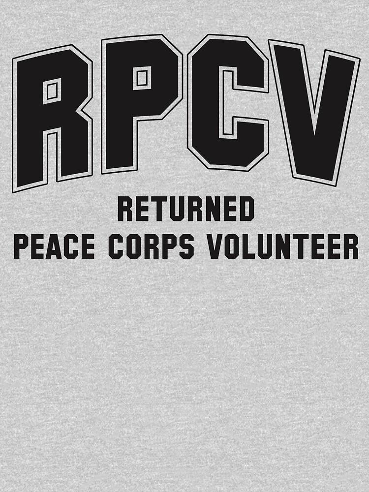 Peace Corps Volunteers von DerGrafiker