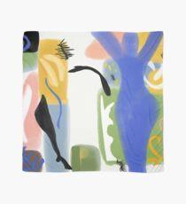 Matisse Inspired Paper Cut Scarf