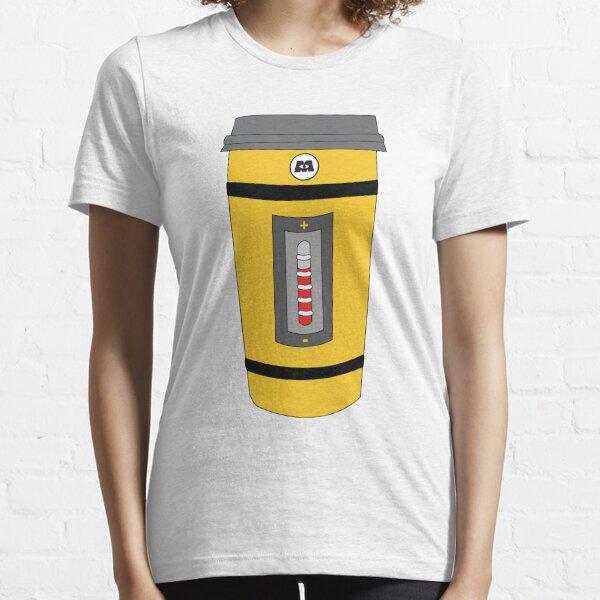Monster Coffee Cup Camiseta esencial