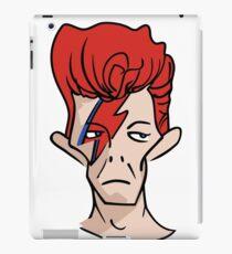 Super Bowie iPad Case/Skin