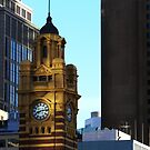 Flinders St. Station by dopey