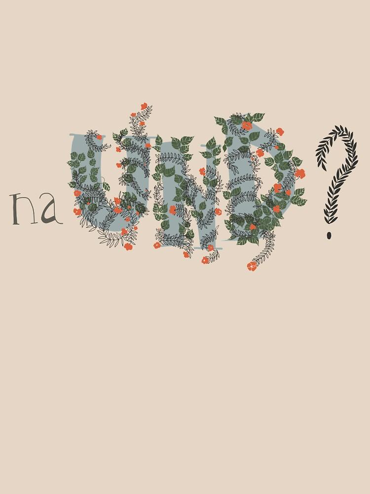 Na und? //So what? by spoto