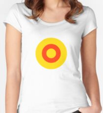 Summer Nights Women's Fitted Scoop T-Shirt