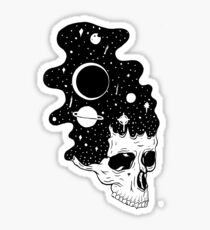 Space Brains Sticker