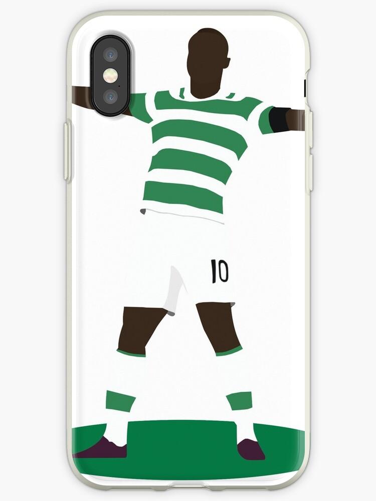 premium selection 93d29 31512 'Footballer Pose' iPhone Case by MegaLawlz