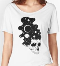 Space Brains Women's Relaxed Fit T-Shirt