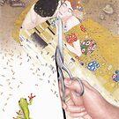Dissecting Gustav Klimt by Lars Furtwaengler