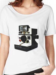 Instant camera Women's Relaxed Fit T-Shirt