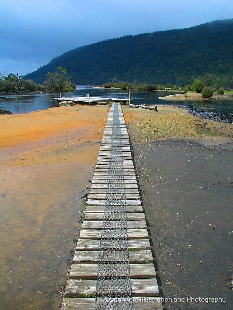 Lake Saint Claire, Tasmania by spanners79