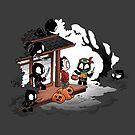 Halloween Decoy by dooomcat