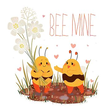 Bee Mine by panda3y3