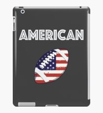 American Football iPad Case/Skin