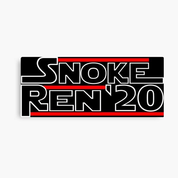 Snoke / Ren 2020 Canvas Print