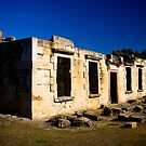 Convict Ruins by Heath Carney