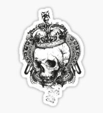 King Skull - Crown Jewel Sticker