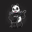 Schwermetall Panda von dooomcat
