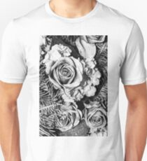 Winter Flowers Unisex T-Shirt
