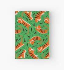 Cuaderno de tapa dura Tiger Jungle
