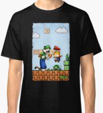 Super Calvin & Hobbes Bros. Classic T-Shirt