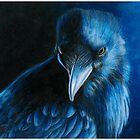 Raven  by casshanley