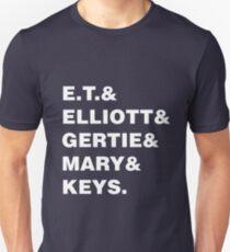 E.T.& T-Shirt