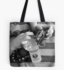 Object Portrait (Jez) Tote Bag