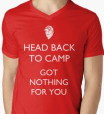 Head Back to Camp - Survivor/Probst T-Shirt