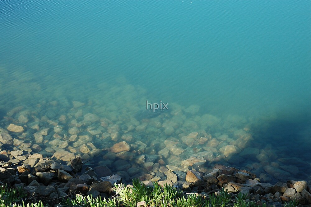 In the water by hpix
