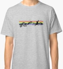 Off Piste Skiing Classic T-Shirt