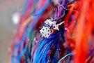 Snowflake & Scarf XI by Kathleen Daley