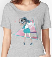 Anime Women's Relaxed Fit T-Shirt