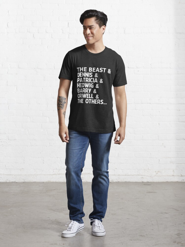 Alternate view of 'Split' Personality - Kevin Wendell Essential T-Shirt