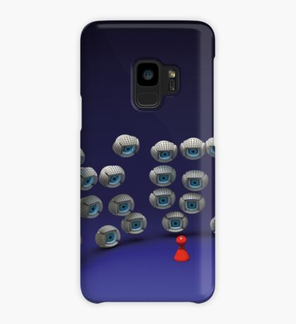 all eyes on me Case/Skin for Samsung Galaxy