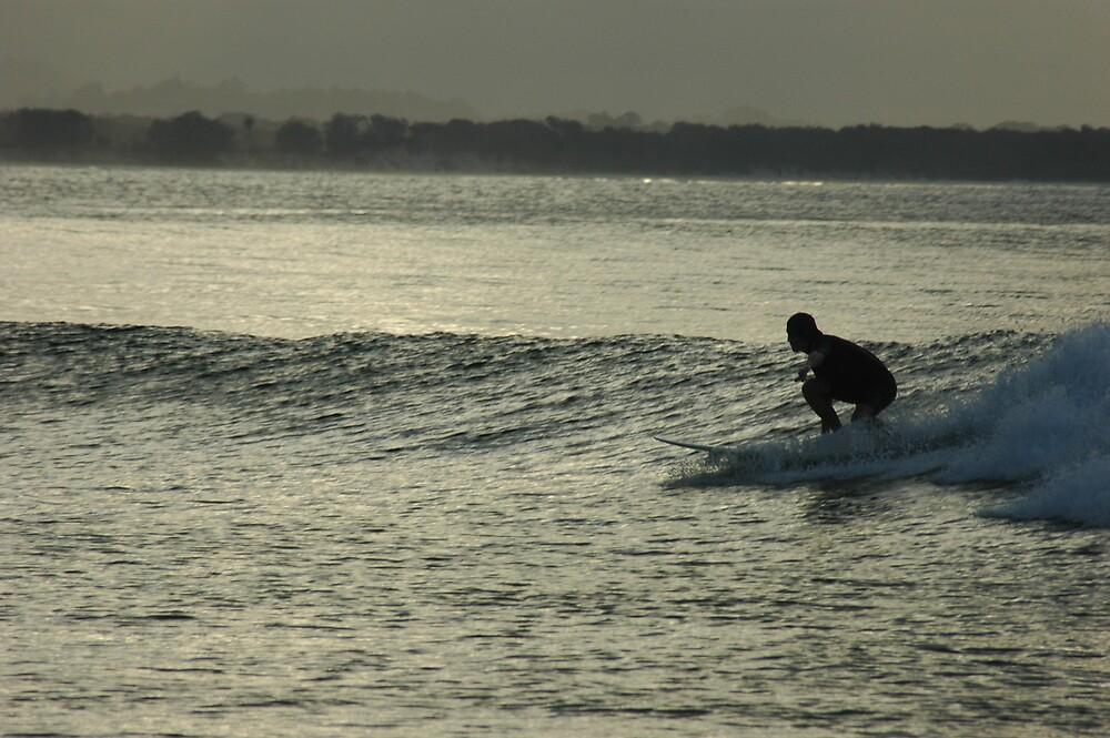 LAST SURF by DUNCAN DAVIE