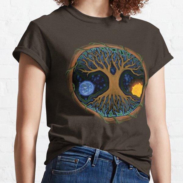 Arbre de vie astral T-shirt classique