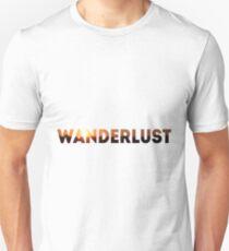 Wanderlust Outline T-Shirt