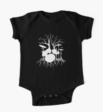 """""""Live the Beat to the Tempo of Creation"""" ~ drum art , version1 Kids Clothes"""